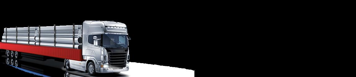 Доставка металлопроката по ЮФО